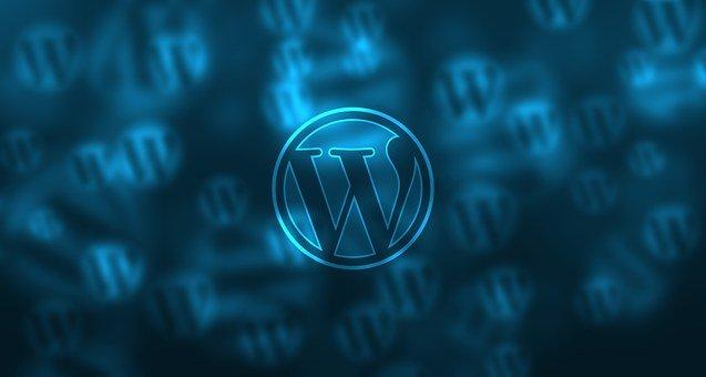 Immagine di icona WordPress